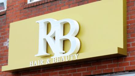 RB HAIR & BEAUTY