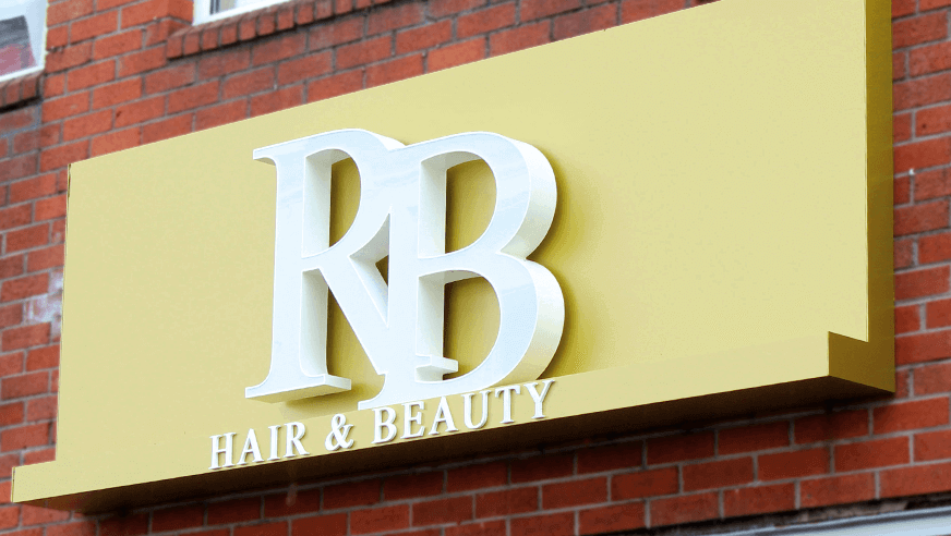 RB HAIR & BEAUTY